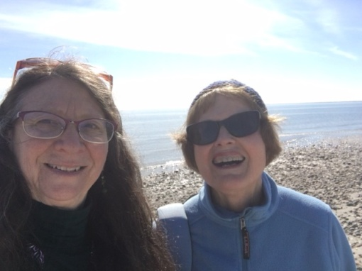 beth-and-cherry-at-milford-point