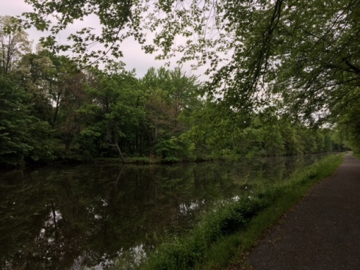 Windsor Locks Canal view