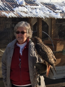 APCH Grace and redtail