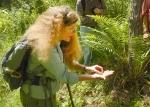 Elizabeth J. Farnsworth, Mt. Tom field trip for New England Wild FlowerSociety